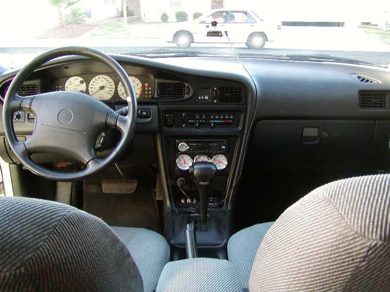 1992 Nissan Maxima Se Pictures Rota Subzero Wheels